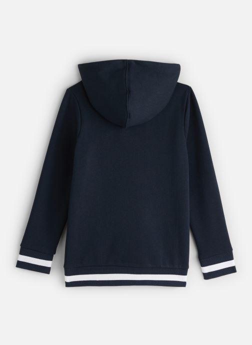 Vêtements Name it Sweatshirt Hoodie Nkfnabella Ls Swe W Hood Bru Bleu vue bas / vue portée sac