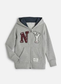 Sweatshirt Hoodie Nkmnelisha Sweat Card W Hood Bru