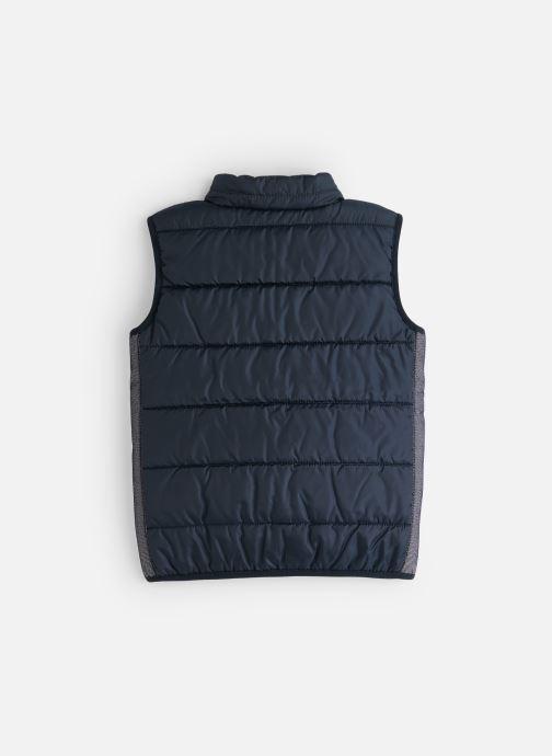 Kleding Name it Doudoune Nkmmylane Vest Blauw onder
