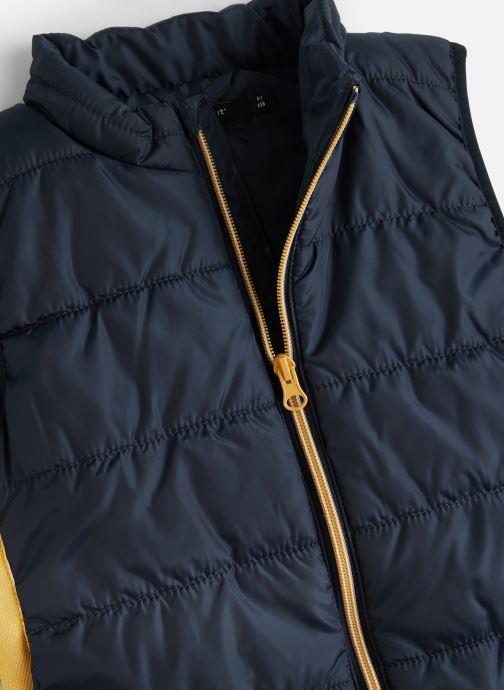 Kleding Name it Doudoune Nkmmylane Vest Blauw model