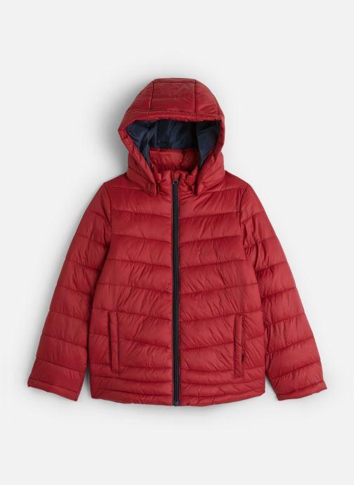 Vêtements Name it Doudoune Nkmmove Jacket Pb Rouge vue détail/paire