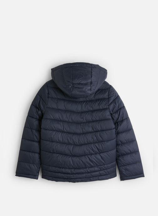 Vêtements Name it Doudoune Nkmmove Jacket Pb Bleu vue bas / vue portée sac