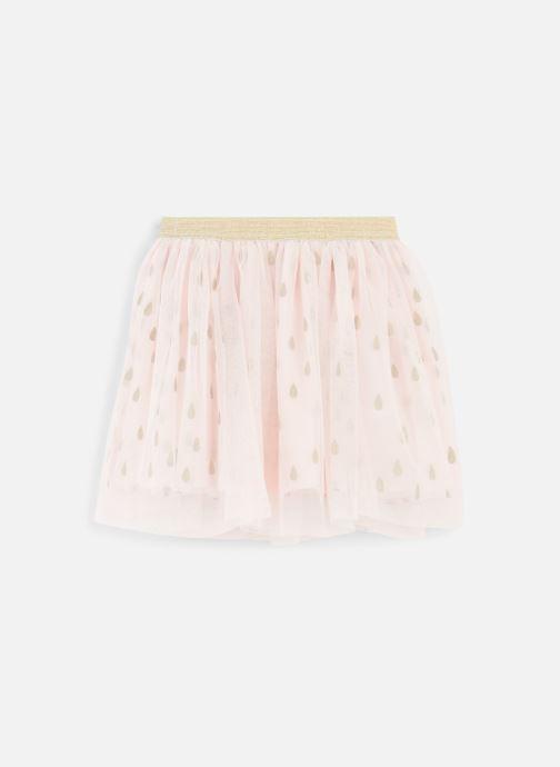 Vêtements Name it Jupe Midi Nmfonce Tulle Skirt Rose vue bas / vue portée sac