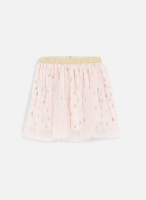 Vêtements Name it Jupe Midi Nmfonce Tulle Skirt Rose vue détail/paire