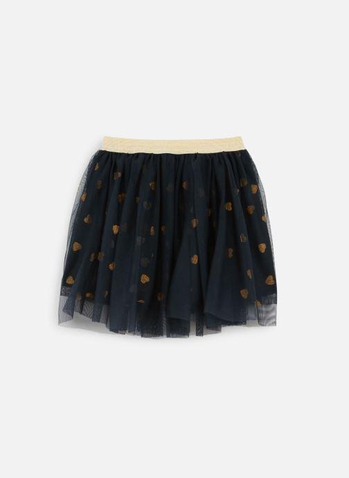 Vêtements Name it Jupe Midi Nmfonce Tulle Skirt Bleu vue bas / vue portée sac