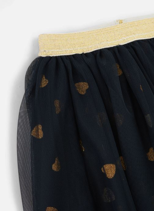 Vêtements Name it Jupe Midi Nmfonce Tulle Skirt Bleu vue portées chaussures