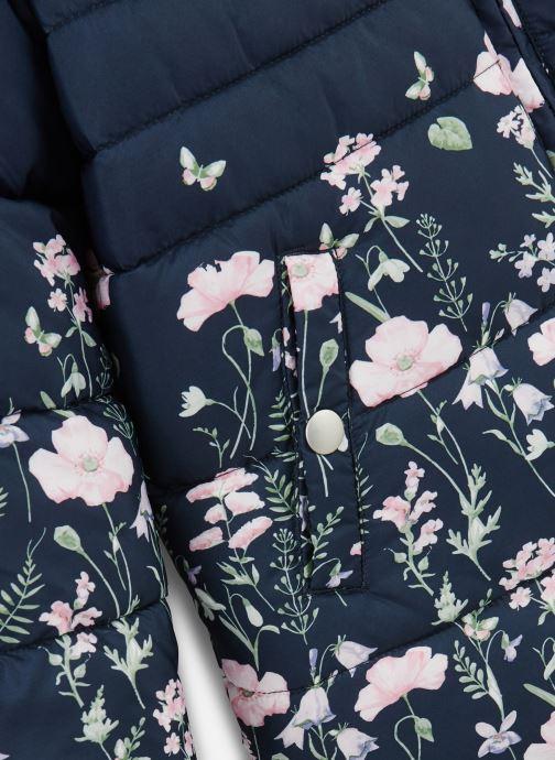 Vêtements Name it Doudoune Nmfmartine Jacket Bleu vue portées chaussures