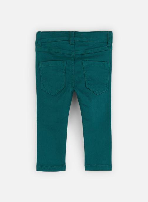 Vêtements Name it Pantalon Droit Nmmtheo Twiadam Pant Bt Vert vue bas / vue portée sac