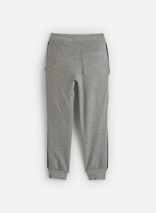 Vêtements Name it Pantalon Casual Nmmniller Swe Pant Bru Camp Gris vue bas / vue portée sac