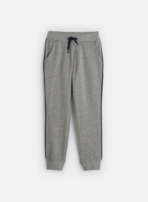 Tøj Name it Pantalon Casual Nmmniller Swe Pant Bru Camp Grå detaljeret billede af skoene