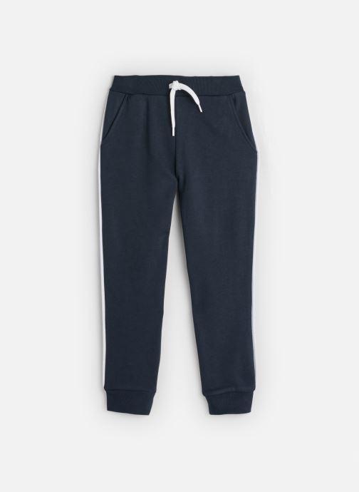 Vêtements Name it Pantalon Casual Nmmniller Swe Pant Bru Camp Bleu vue détail/paire