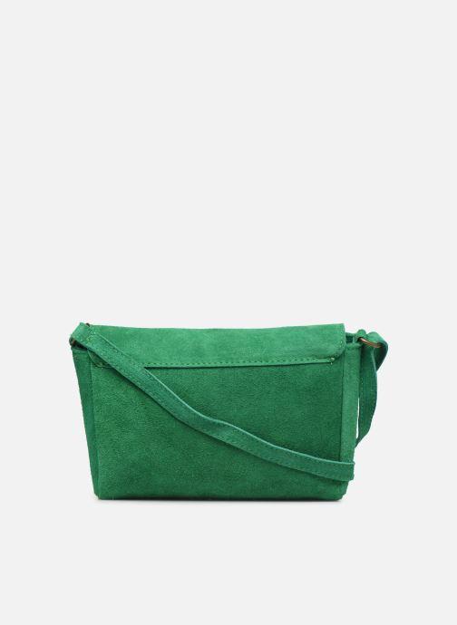 Bolsos de mano Georgia Rose Mifesta Leather Verde vista de frente