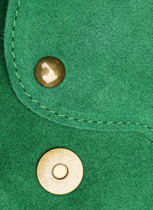 Bolsos de mano Georgia Rose Mifesta Leather Verde vista lateral izquierda