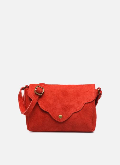 Bolsos de mano Georgia Rose Mifesta Leather Rojo vista de detalle / par
