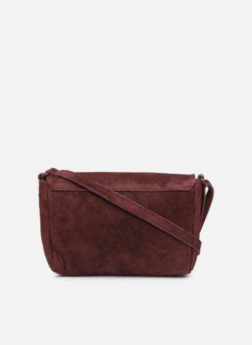 Bolsos de mano Georgia Rose Mifesta Leather Vino vista de frente