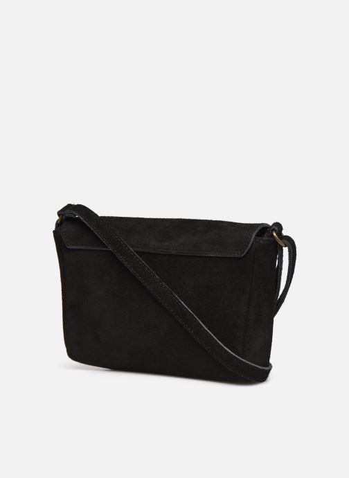 Bolsos de mano Georgia Rose Mifesta Leather Negro vista lateral derecha