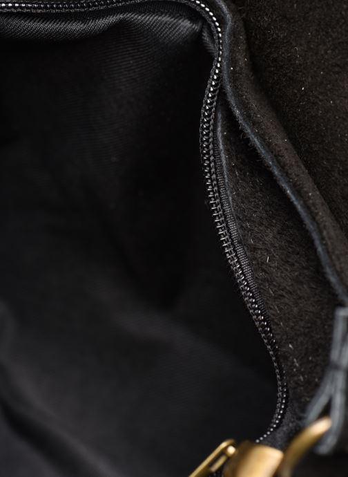 Sacs à main Georgia Rose Mifesta Leather Noir vue derrière