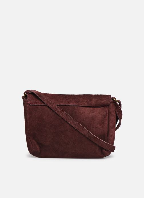 Handtassen Georgia Rose Mifesta Leather Bordeaux voorkant