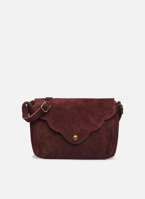 Sacs à main Georgia Rose Mifesta Leather Bordeaux vue détail/paire