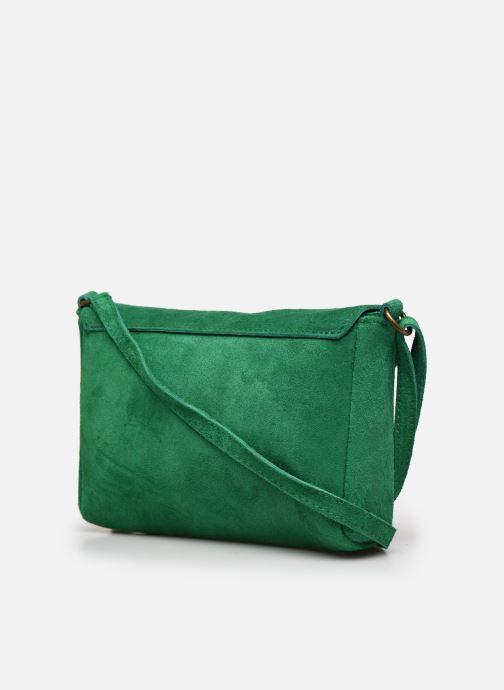 Bolsos de mano Georgia Rose Mifesta Leather Verde vista lateral derecha