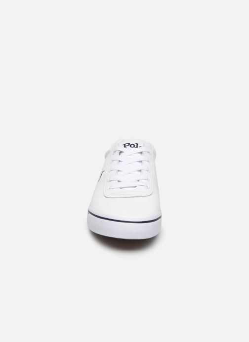 Trainers Polo Ralph Lauren Hanford - Leather White model view