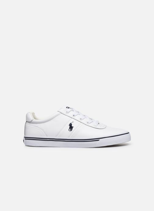 Sneakers Polo Ralph Lauren Hanford - Leather Bianco immagine posteriore