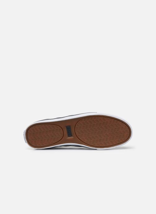 Baskets Polo Ralph Lauren Hanford - Leather Blanc vue haut