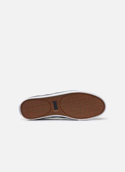 Sneakers Polo Ralph Lauren Hanford - Leather Bianco immagine dall'alto