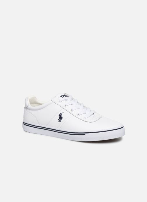 Trainers Polo Ralph Lauren Hanford - Leather White detailed view/ Pair view