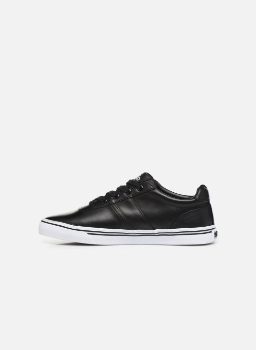 Sneakers Polo Ralph Lauren Hanford - Leather Sort se forfra