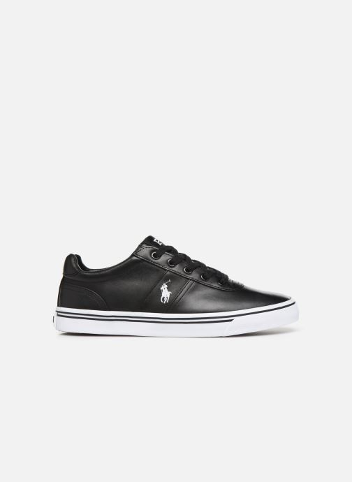 Trainers Polo Ralph Lauren Hanford - Leather Black back view