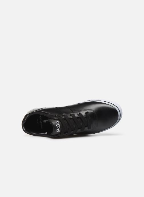 Trainers Polo Ralph Lauren Hanford - Leather Black view from the left