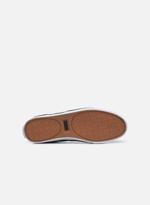 Baskets Polo Ralph Lauren Hanford - Leather Noir vue haut
