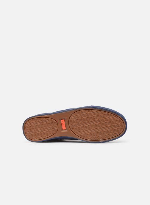 Sneakers Polo Ralph Lauren Hanford- monochromatic Canvas Blauw boven