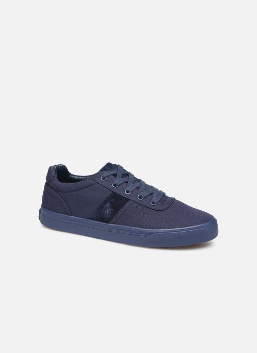 Sneakers Polo Ralph Lauren Hanford- monochromatic Canvas Blauw detail