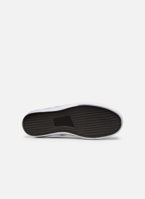 Sneakers Polo Ralph Lauren Sayer- Leather Zwart boven