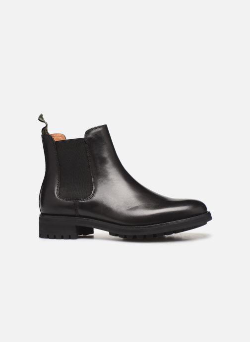 Bottines et boots Polo Ralph Lauren Bryson Chls - Dress Calf Noir vue derrière