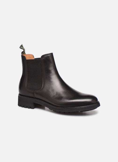 Bottines et boots Polo Ralph Lauren Bryson Chls - Dress Calf Noir vue détail/paire