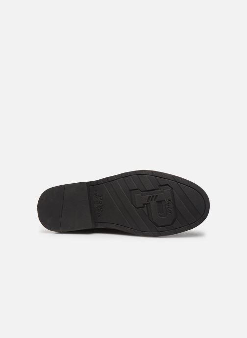 Bottines et boots Polo Ralph Lauren Talan Chukka Suede Marron vue haut