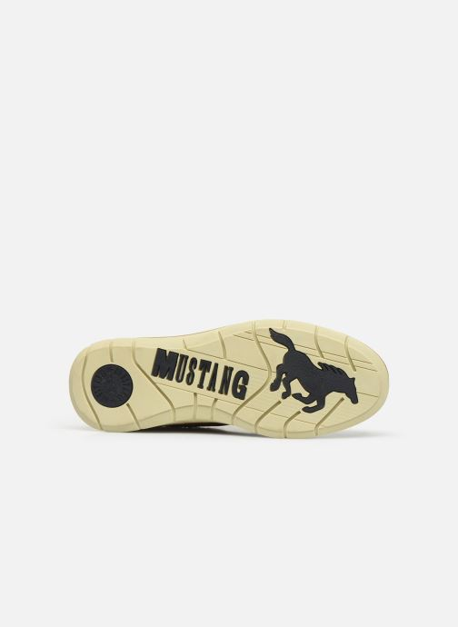 Boots en enkellaarsjes Mustang shoes Steev Bruin boven