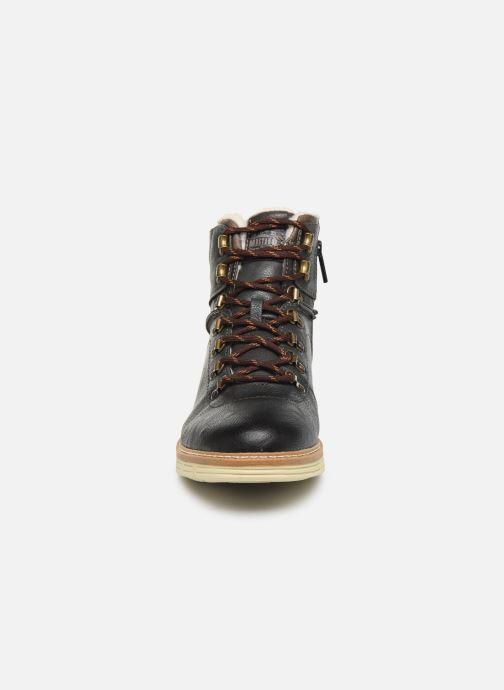 Boots en enkellaarsjes Mustang shoes Dan Bruin model
