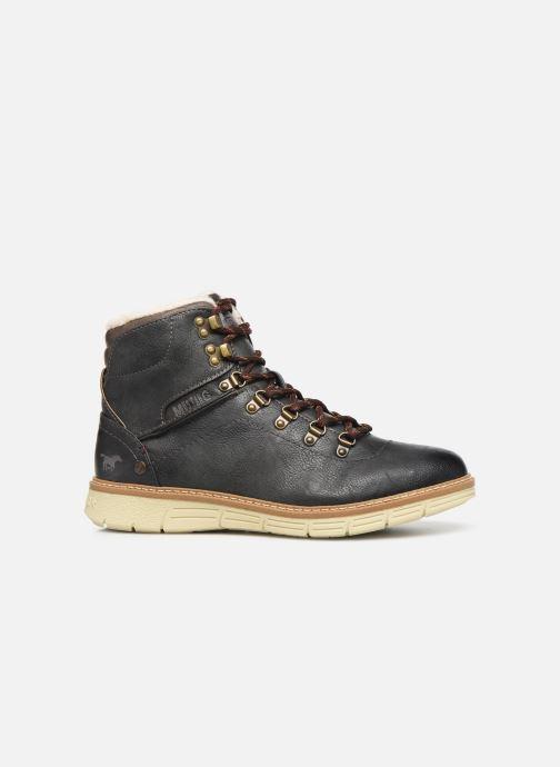 Boots en enkellaarsjes Mustang shoes Dan Bruin achterkant