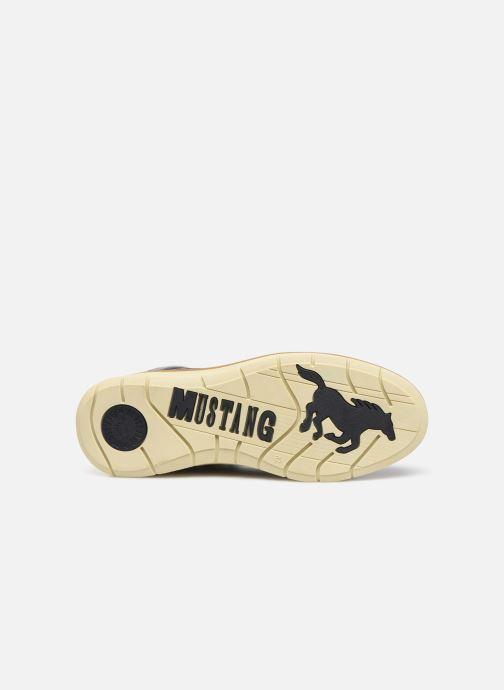 Stivaletti e tronchetti Mustang shoes Dan Marrone immagine dall'alto