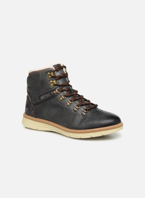 Ankle boots Mustang shoes Dan Brown detailed view/ Pair view