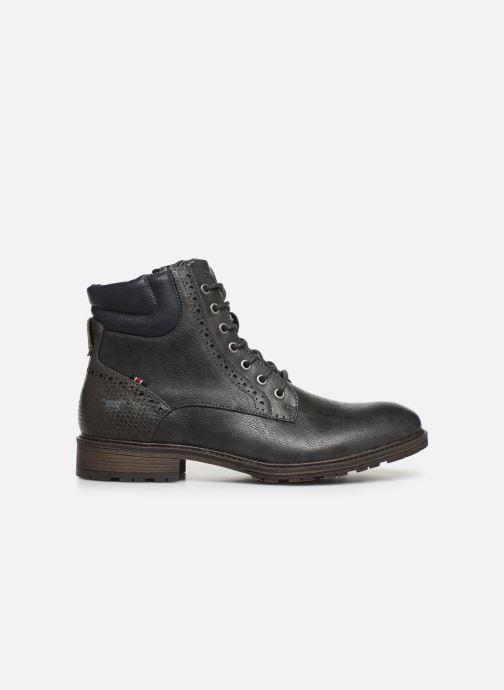 Boots en enkellaarsjes Mustang shoes Rob Grijs achterkant