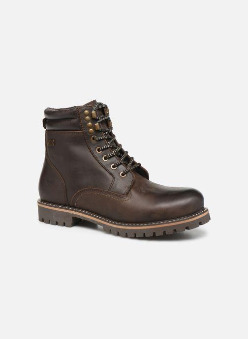 Boots en enkellaarsjes Mustang shoes Nel Bruin detail