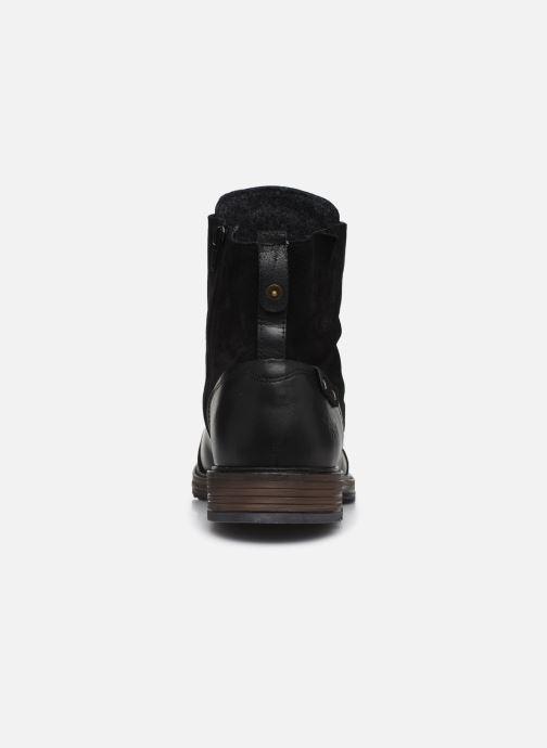 Mustang shoes Nat (Noir) - Bottines et boots chez  (407268)