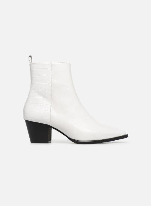 Bottines et boots Made by SARENZA Soft Folk Boots #6 Blanc vue détail/paire