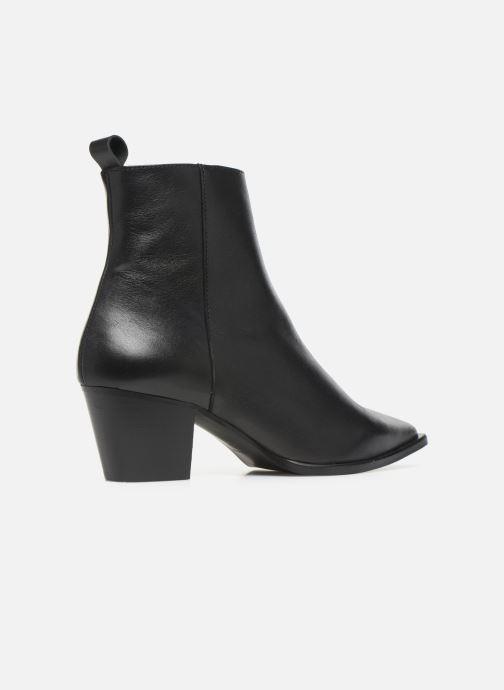 Bottines et boots Made by SARENZA Soft Folk Boots #6 Noir vue face