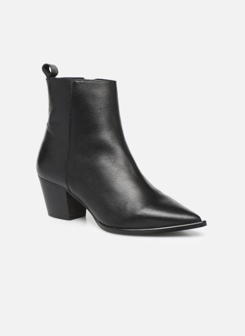 Bottines et boots Made by SARENZA Soft Folk Boots #6 Noir vue droite